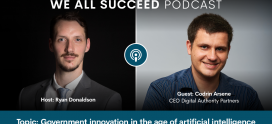 (Podcast) DAP's CEO talks about government innovation & emerging technologies