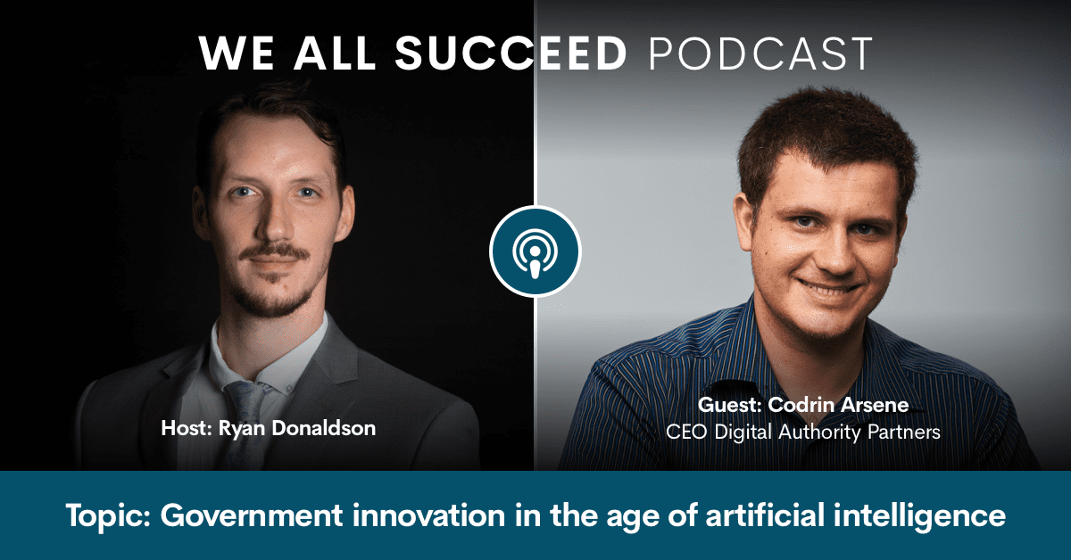 (Podcast) Government Innovation & Emerging Technologies