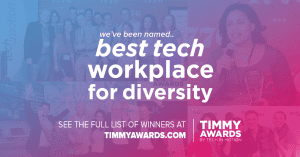 Digital Authority Partners Wins Timmy Award for Workplace Diversity