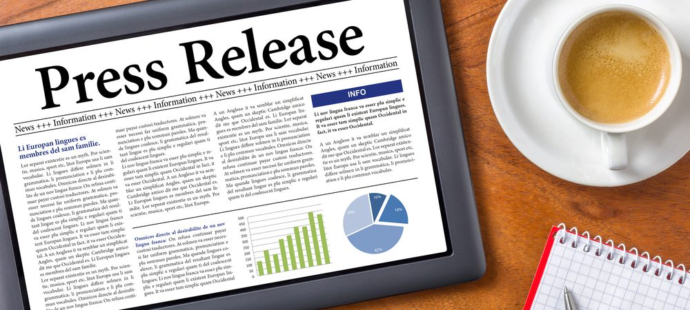 healthcare PR - the value of press releases