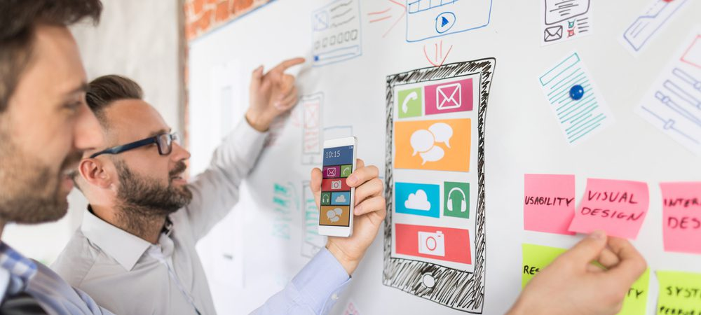 healthcare app development - define a robust digital strategy, clarify the type of app being built and why
