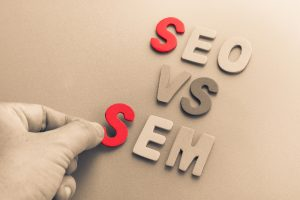 SEO vs SEM: How Do You Choose? Simple answer, You DON'T!