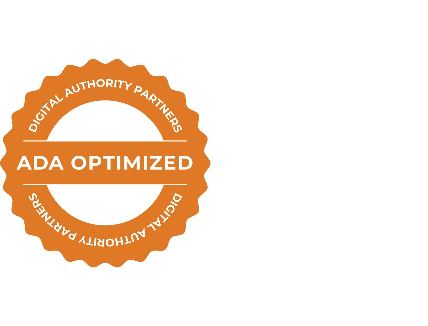 The ADA Optimized seal.