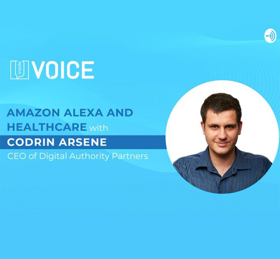 DAP CEO is a featured speaker on the Inside VOICE podcast