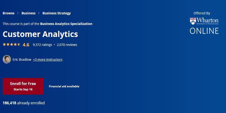 Customer Analytics