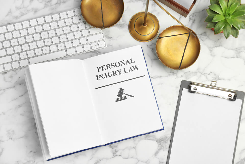 SEO for Personal Injury Lawyer