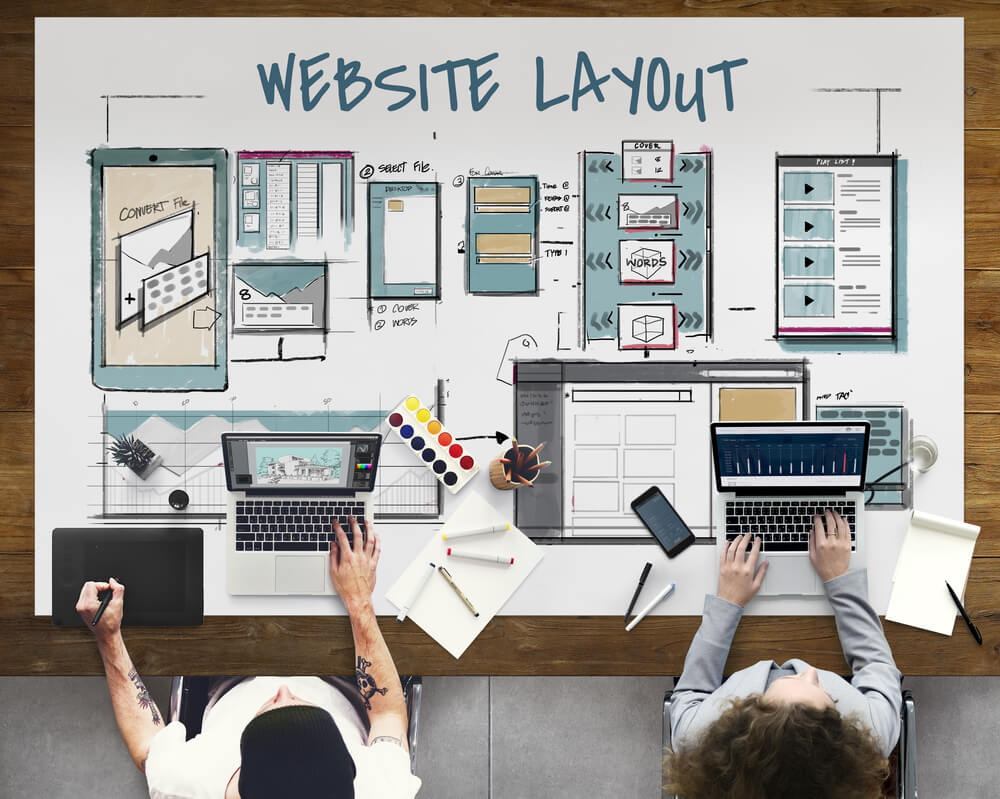 Executing Your Law Firm Web Design